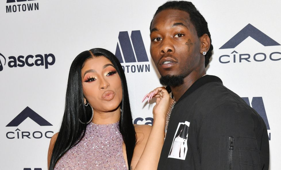 Cardi B Reveals She's Pregnant With Baby No. 2 at BET Awards