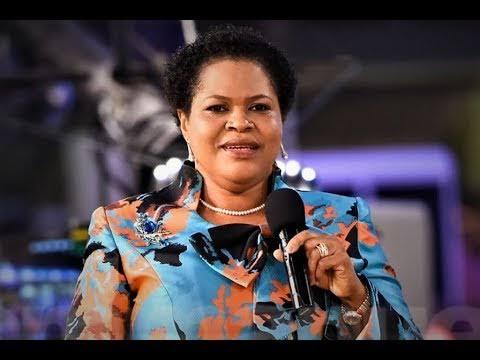 Late prophet TB Joshua's wife speaks on husband's death