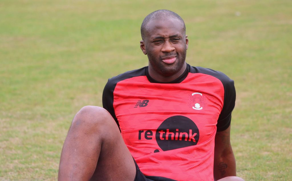 Yaya You're appointed FK Akhmat assistant coach