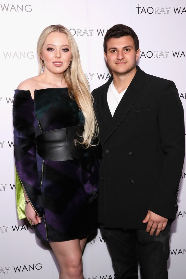 """Tiffany Trump Reportedly Wants Her Wedding to Be an """"International Spectacle"""""""