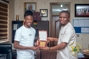 Callum Hudson-Odoi reportedly switch from England to Ghana