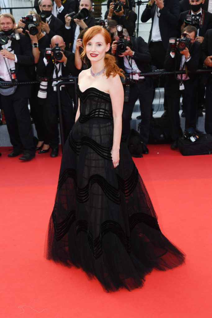 Some Red Carpet Looks at the 2021 Cannes Film Festival