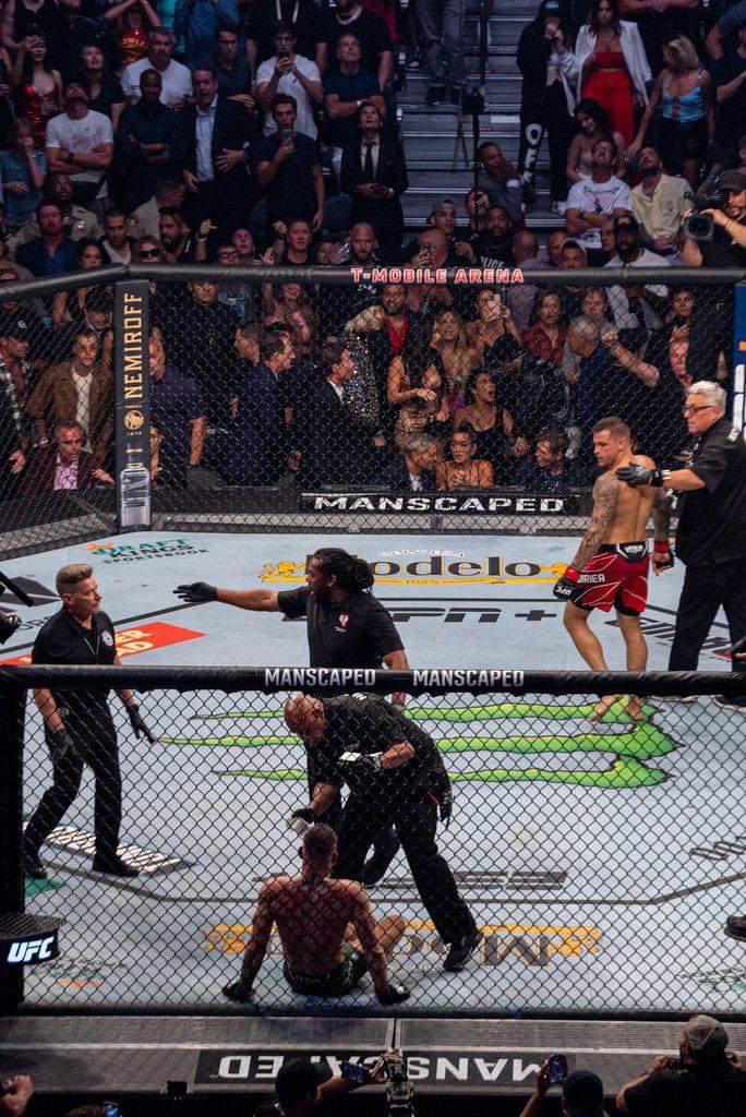 Dustin Poirier wins trilogy TKO Conor McGregor