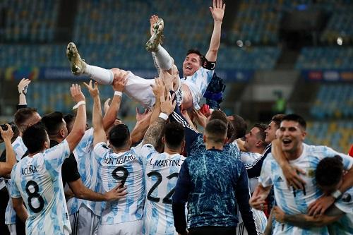 Copa America: Argentina beats Brazil 1-0; Messi wins his 1st major title