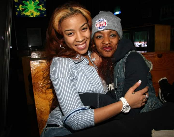 Keyshia Cole's mother Frankie dies from overdose