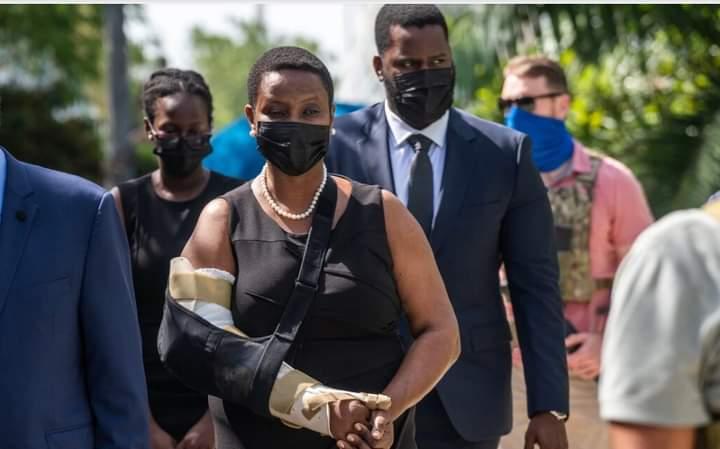Haiti holds funeral for slain president Jovenel Moise