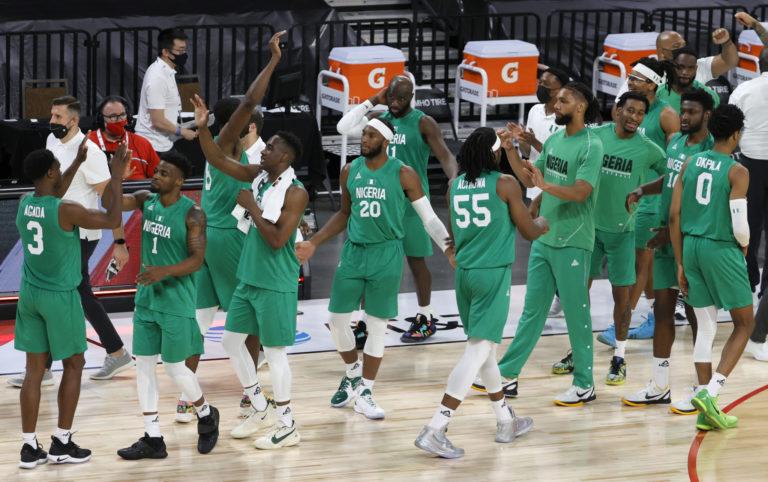 The Nigerian basketball team slammed ESPN's Stephen A. Smith