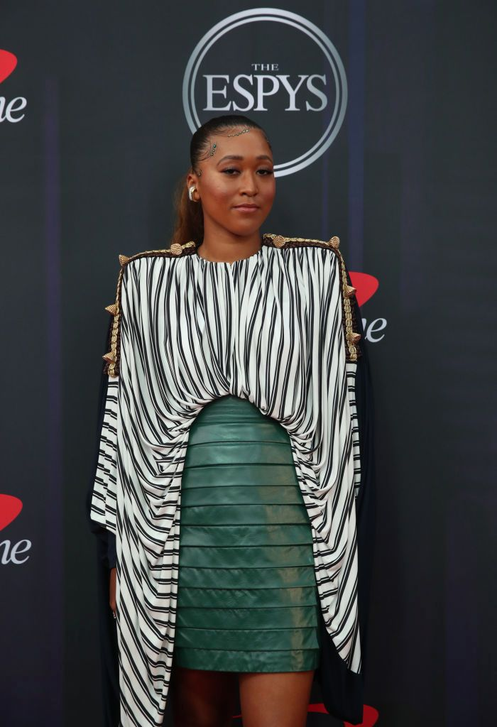 Sha'Carri Richardson Makes First Public Appearance At The ESPYS, Naomi Osaka and Others Win Big
