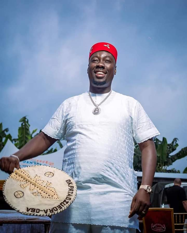 DON'T HAVE ANY BOY WHO IS INTO RITUALS – OBI CUBANA!