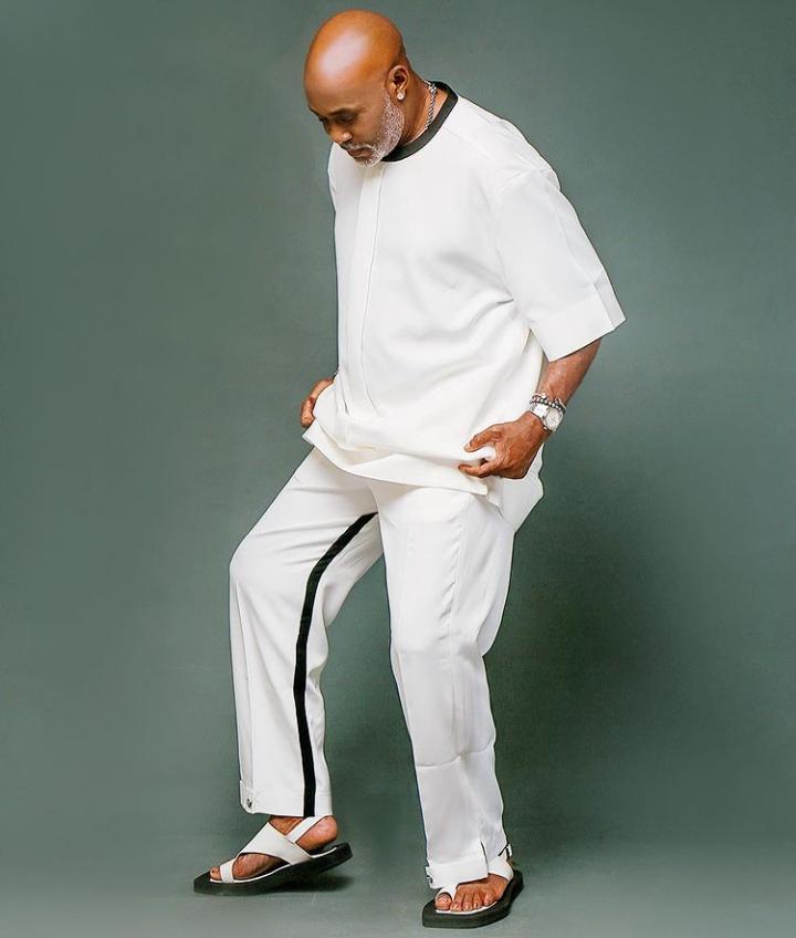 Veteran Nollywood Actor, RMD