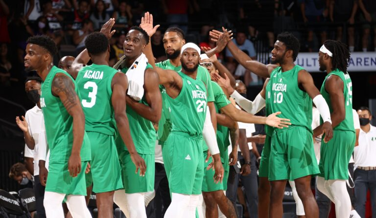 Team USA stunned by Nigeria in rare exhibition basketball loss ahead of Tokyo Olympics