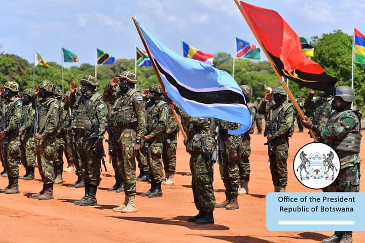 Botswana Sends Troops to Help Mozambique Fight Insurgency