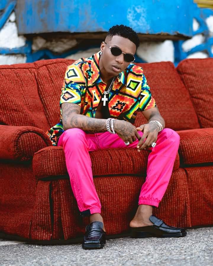 Nigerian singer Wizkid sold out 02 Arena