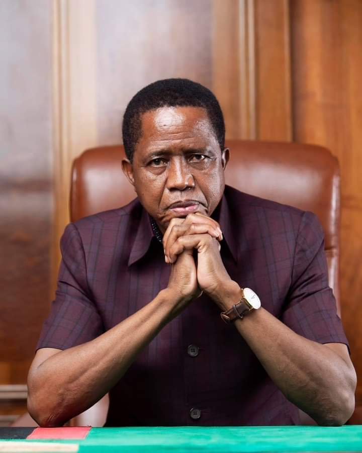 PRESIDENT LUNGU HAS NOT CONCEDED DEFEAT