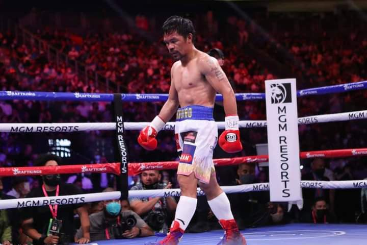 Manny Pacquiao might be done after loss
