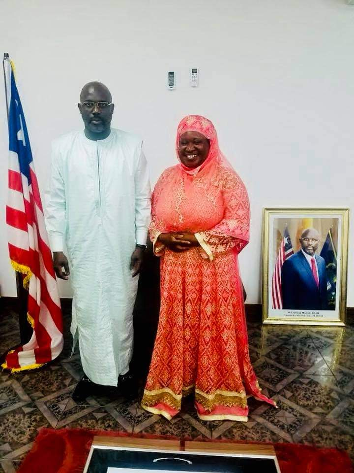 President Weah Suspends Executive Mansion's Coordinator of Special Projects