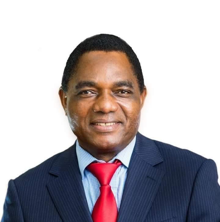 Zambian President Hichilema inherits 'empty treasury