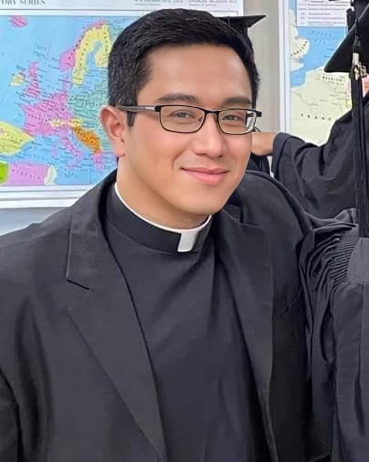"Meet Fr. Ferdinand ""Ferdi"" Santos"