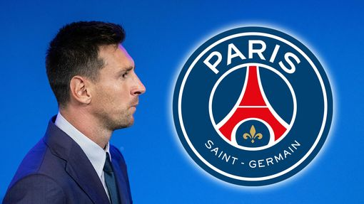 Lionel Messi receives formal PSG two-year contract
