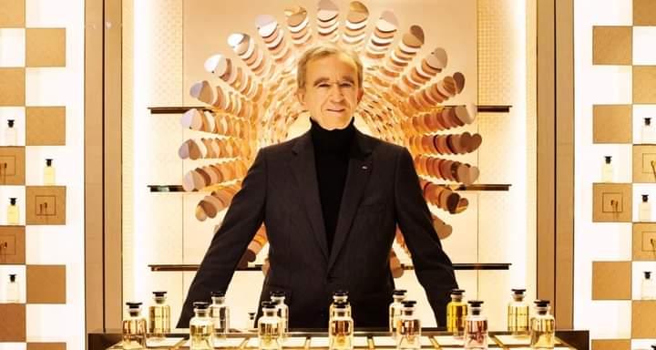 Vuitton owner Bernard Arnault supplants Jeff Bezos as the richest man in the world
