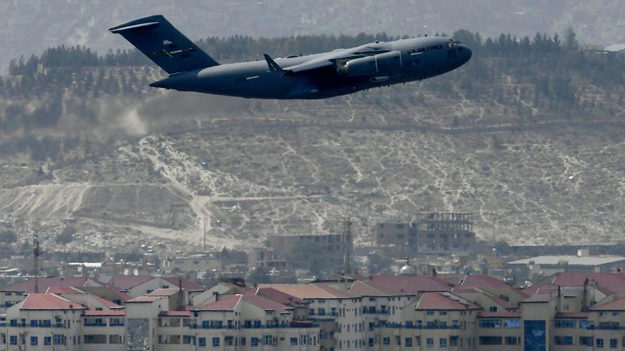 The last US military planes have left Afghanistan