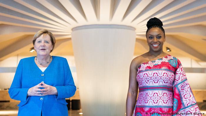 Chimamanda Ngozi Adichie pays tribute to her mum