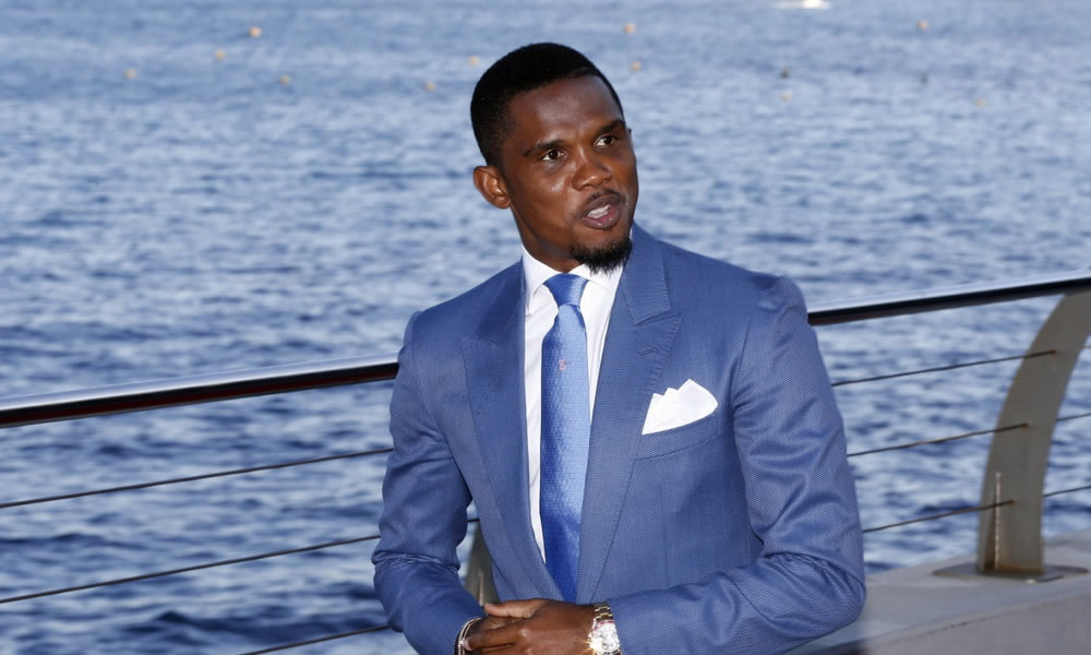 FECAFOOT election: Samuel Eto'o officially candidate