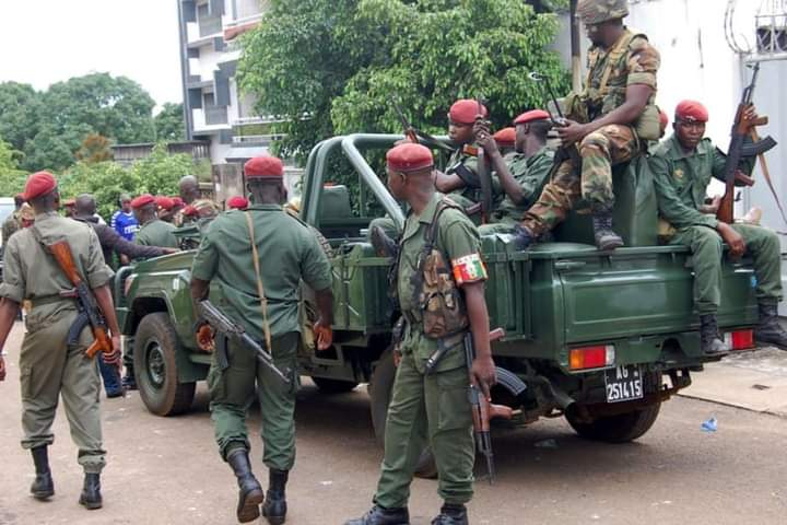 Attempted Coup in Guinea-Conakry early Sunday morning