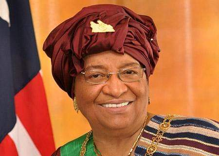 Johnson Sirleaf has condemned the coup