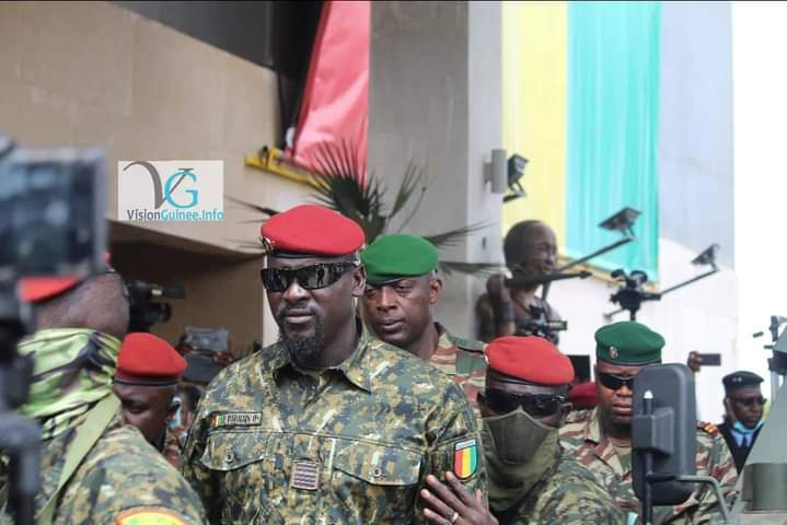 African Union suspends Guinea after coup