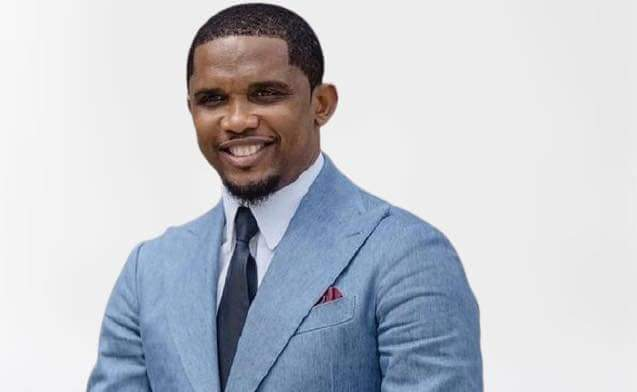 Eto'o announces bid to run for Cameroon football presidency