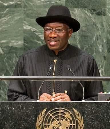 UN appoints former Nigerian President