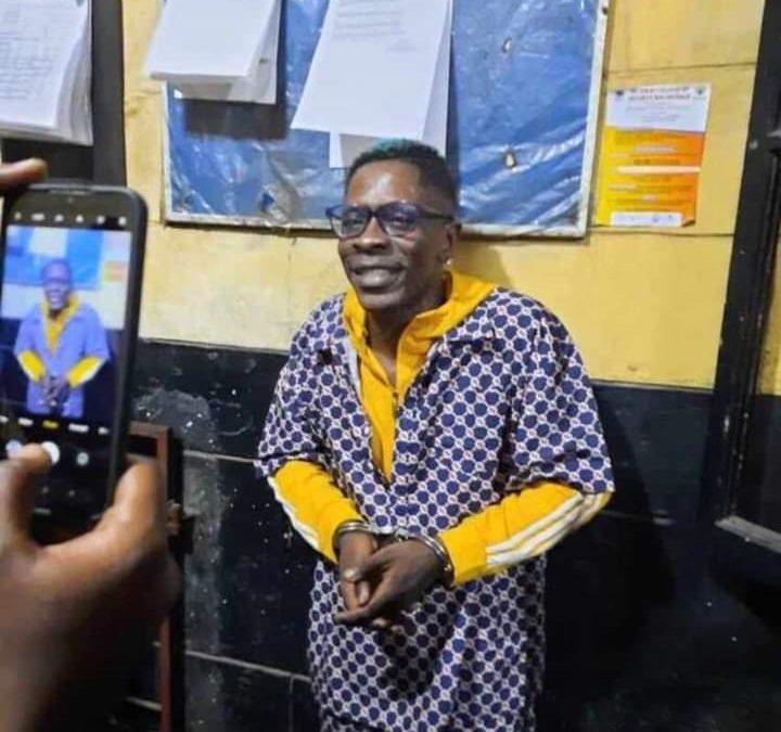 Ghanaian Police Have Arrested Charles Nii Armah Mensah