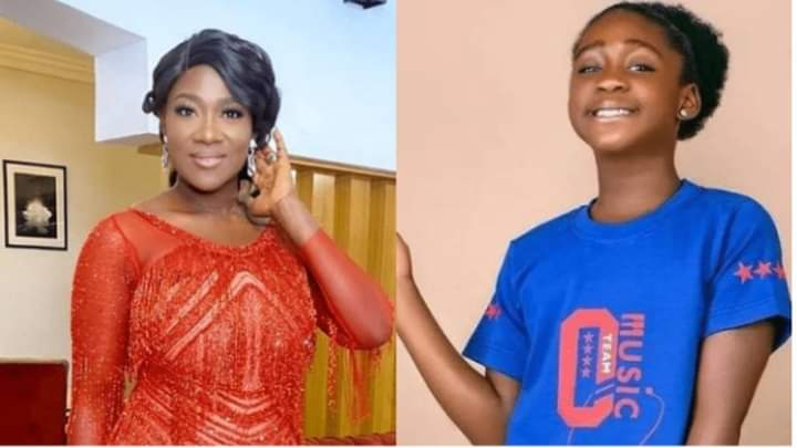 Nollywood Actress, Mercy Johnson laments over constant bullying