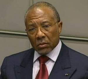Former president of Liberia Charles Taylor files suit in ECOWAS Court