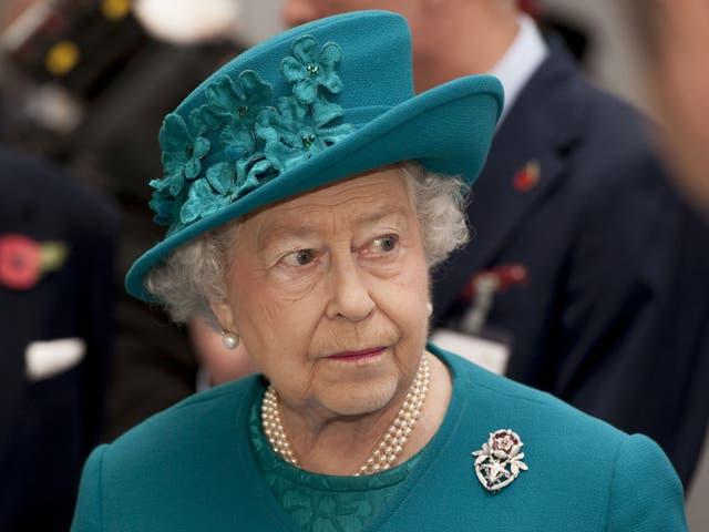 Queen Elizabeth home resting after hospitalization
