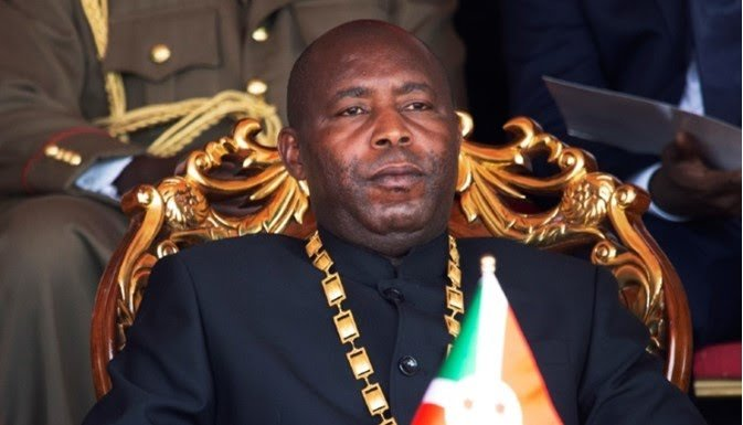 Burundi president reportedly fires all married government officials